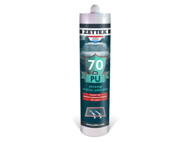 Zettex PU 70 Strong windshield adhesive