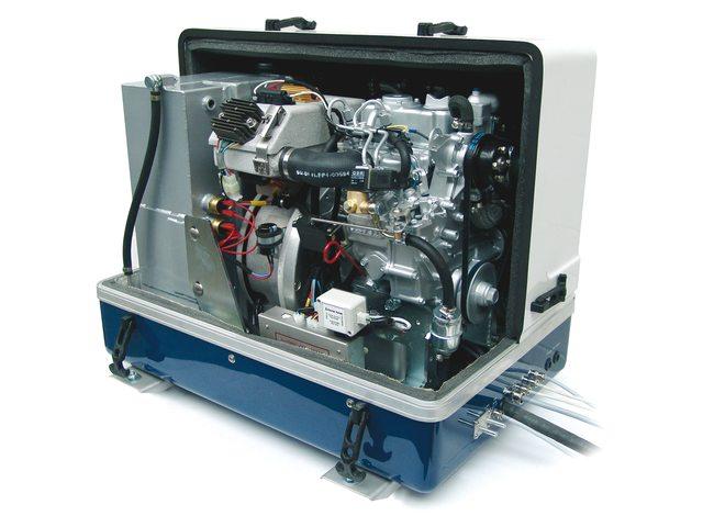 Fischer Panda PVMV-N generatoren