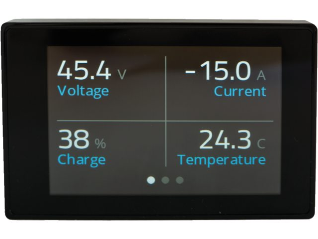 MG Energy monitor