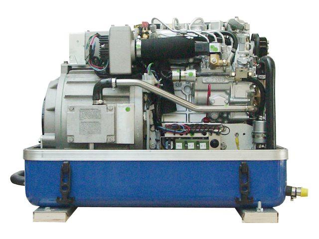 Fischer Panda Marine generatoren 3000 toeren Premium Line