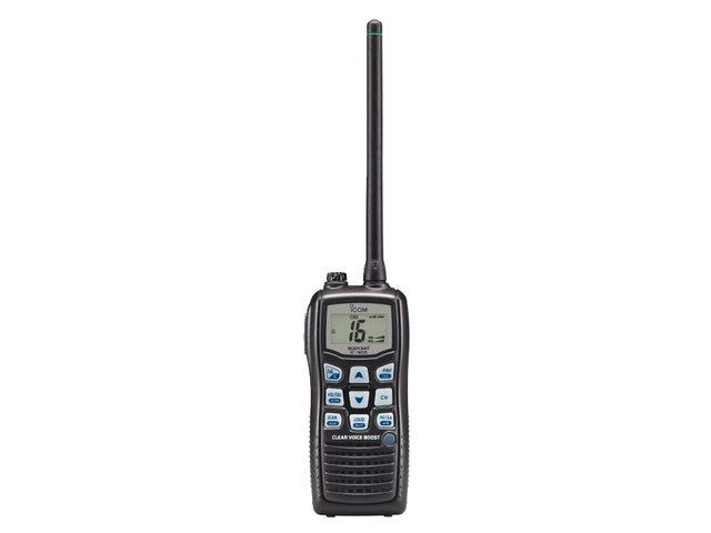 Icom handmarifoon M-35