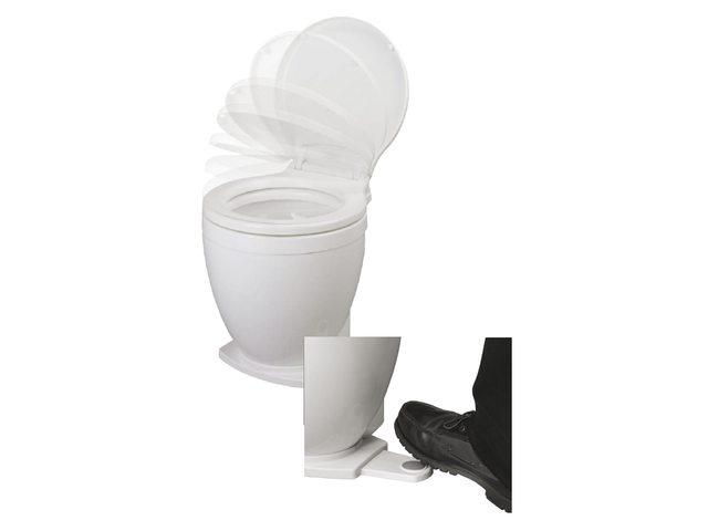 Jabsco Lite Flush toiletten
