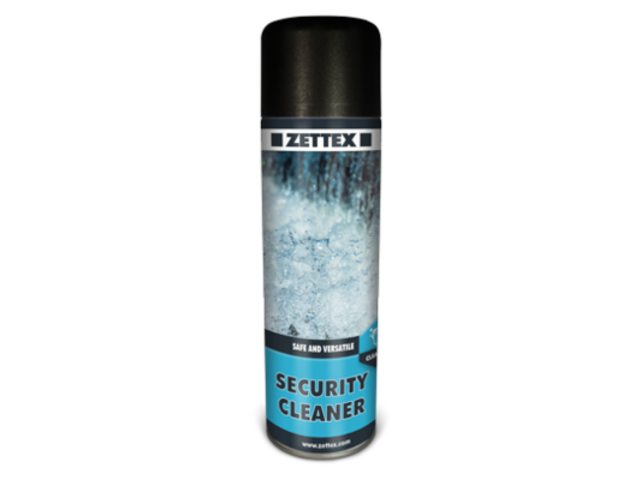 Zettex Security Cleaner