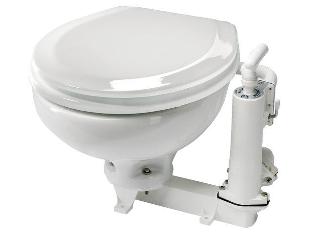 Handmatige RM toiletten