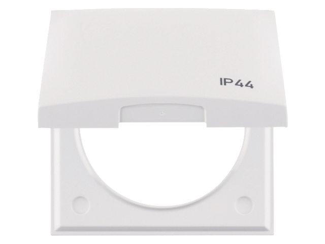 Afdekraam met deksel IP44
