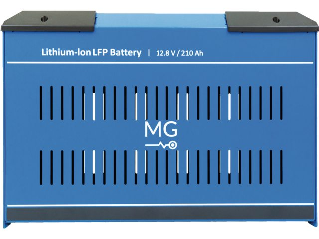 MG Energy Systems LFP Lithium-Ion accu