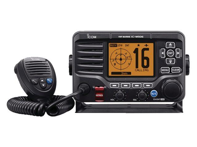 Icom vaste marifoon IC-M506GE