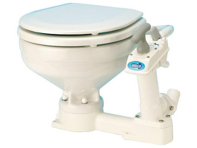 Jabsco toiletten (handmatig)
