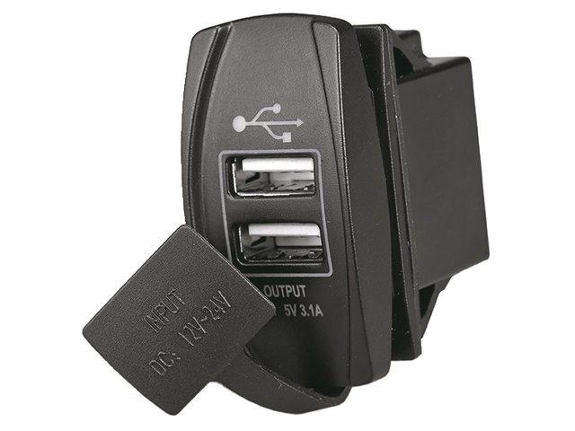 USB Schakelaar type Marina R