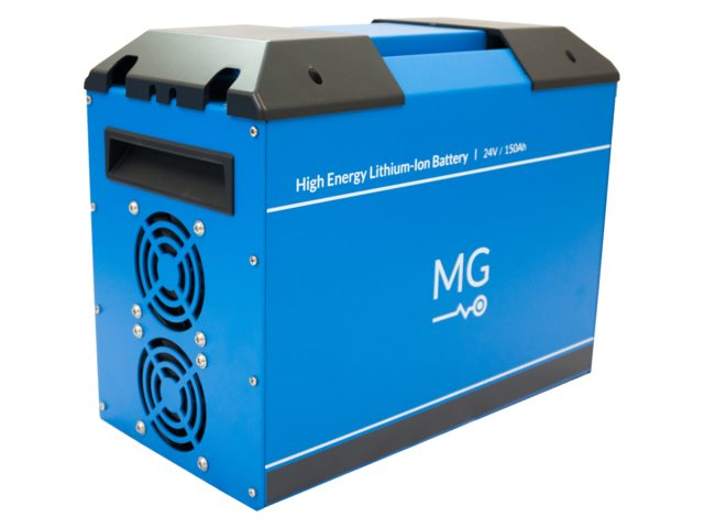 MG Energy Systems HE Lithium-Ion accu