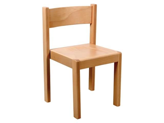 stapelstoel classic zithoogte c3 35 cm de rolf groep