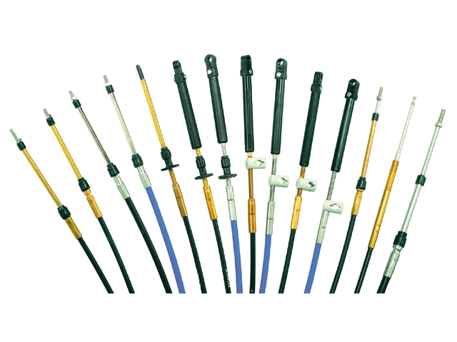 C2 Engine Control Cable