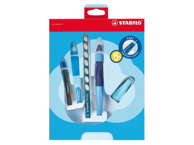 Photo: GIFTPACK STABILO EASYERGONOMICS EXPERTS BL LINKS