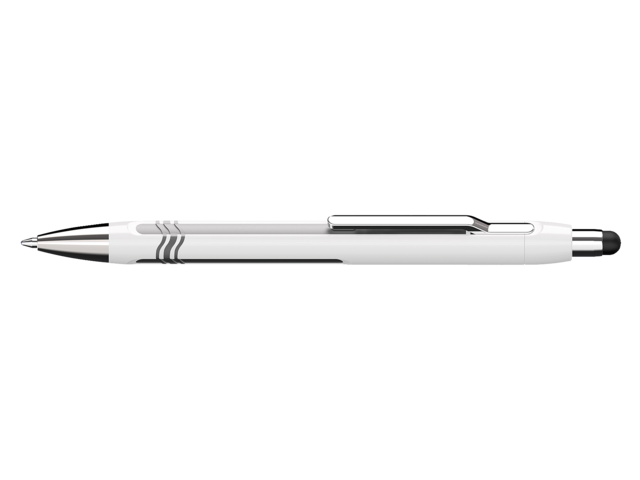 Photo: STYLUS BALPEN SCHNEIDER EPSILON TOUCH WIT/ZILVER
