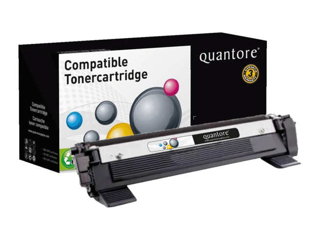 Photo: TONER QUANTORE BRO TN-1050 1K ZWART