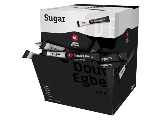 Photo: SUIKERSTICKS DOUWE EGBERTS 4GR