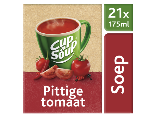 Photo: CUP A SOUP SPICY TOMATO