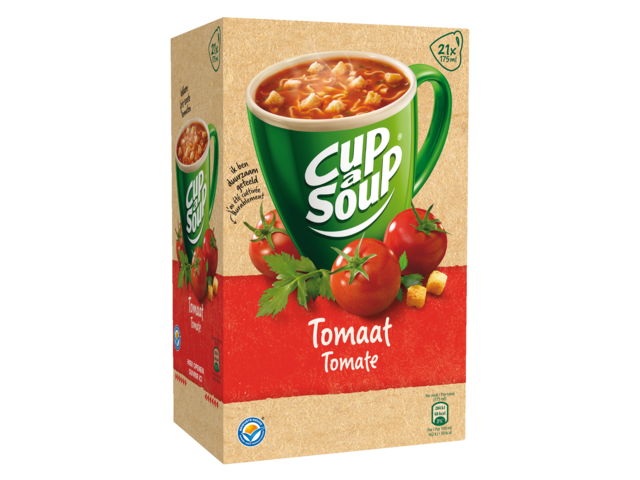 Photo: CUP A SOUP TOMAAT
