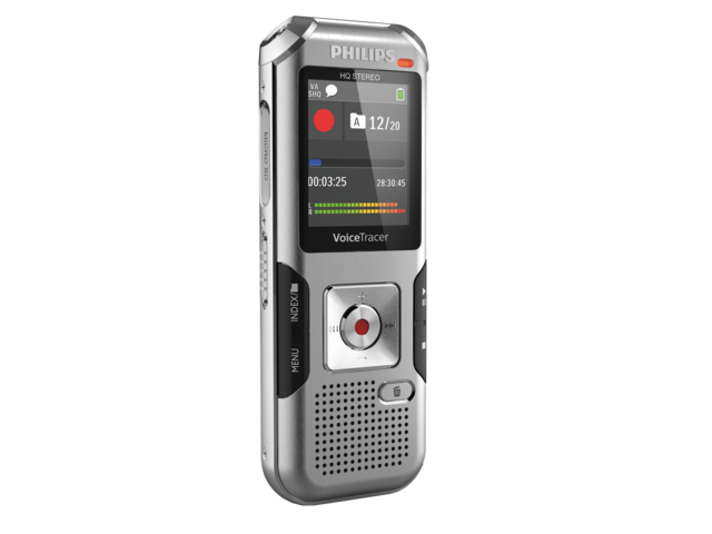 Photo: DIGITAL VOICE RECORDER PHILIPS DVT 4010