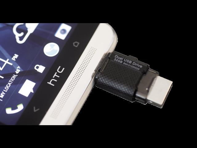 USB-STICK SANDISK DUAL 16GB    3