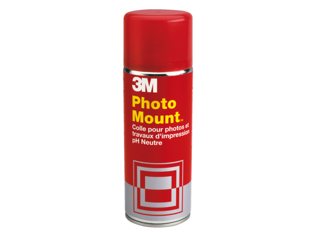 Photo: FOTOLIJM 3M FOTOMOUNT SPRAY 400ML