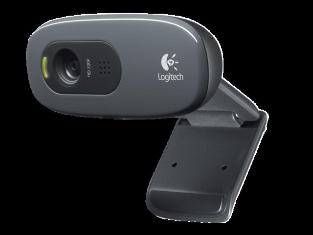 Photo: WEBCAM LOGITECH C270 HD 720P ZWART