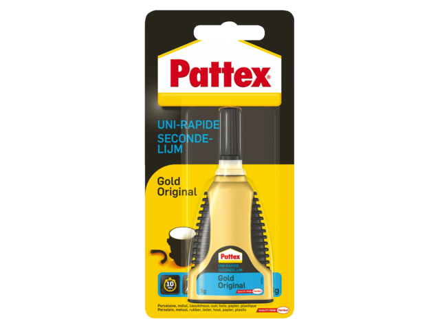Photo: SECONDELIJM PATTEX GOLD ORIGINAL 3GR