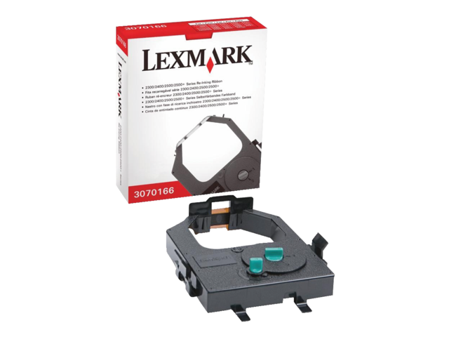 Photo: LINT LEXMARK 3070166 ZWART