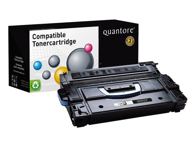 Photo: TONERCARTRIDGE QUANTORE HP C8543X 30K ZWART