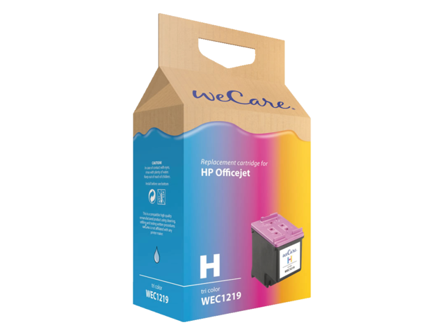 Photo: INKCARTRIDGE WECARE HP 901 CC656AE KLEUR