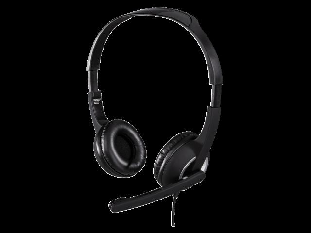 Photo: HEADSET HAMA HS300 PC ON EAR ZWART