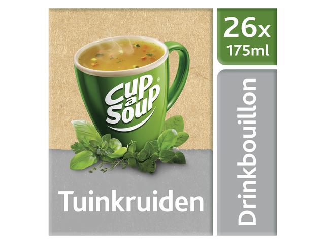 Photo: CUP A SOUP HELDERE BOUILLON TUINKRUIDEN