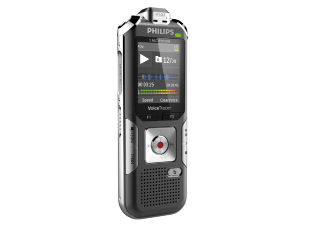 Photo: DIGITAL VOICE RECORDER PHILIPS DVT 6010