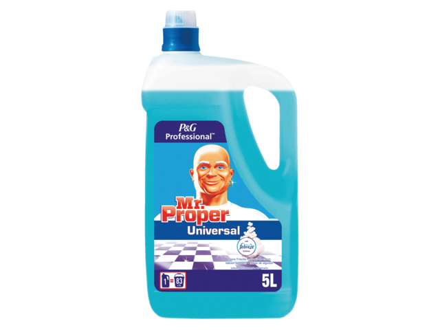 Photo: ALLESREINIGER MR PROPER KATOENBLOESEM 5 LITER