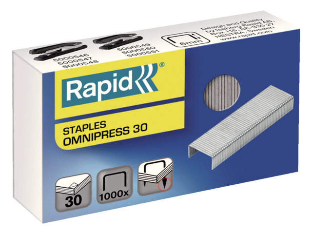Photo: NIETEN RAPID OMNIPRESS 30