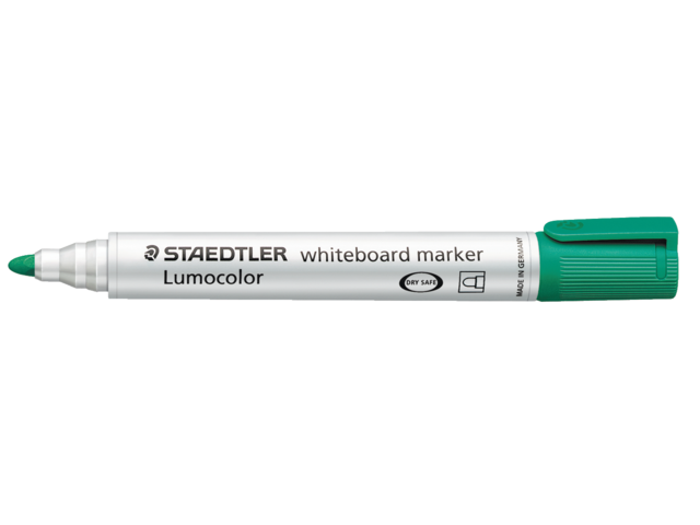 Photo: VILTSTIFT STAEDTLER 351 WHITEBOARD ROND 2MM GROEN