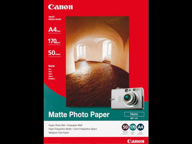 Photo: FOTOPAPIER CANON MP-101 A4 170GR MAT