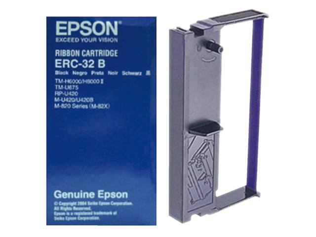 Photo: LINT EPSON SO15371 ERC32 ZWART