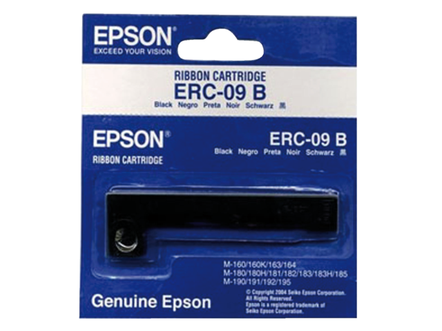 Photo: LINT EPSON SO15166 ERC09 ZWART