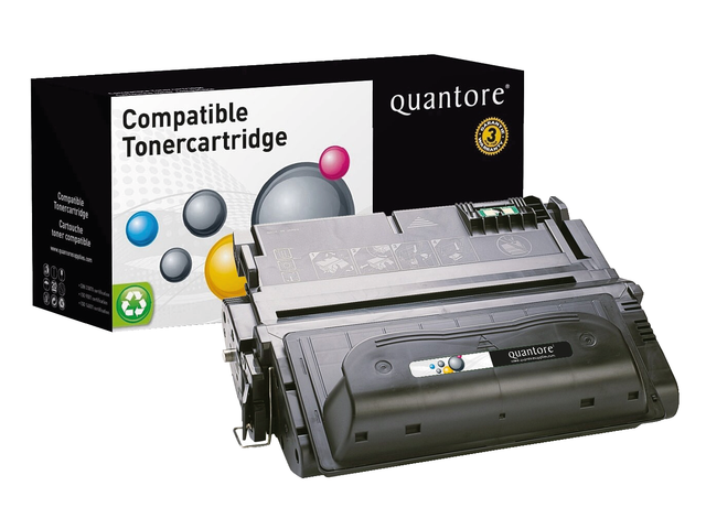 Photo: TONERCARTRIDGE QUANTORE HP Q1338A 12K ZWART