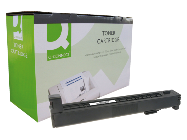 Photo: TONERCARTRIDGE Q-CONNECT HP CB383A 21K ROOD