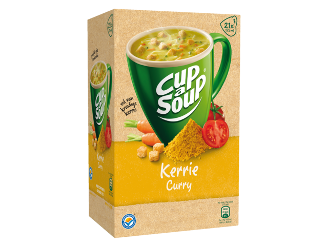 Photo: CUP A SOUP KERRIE
