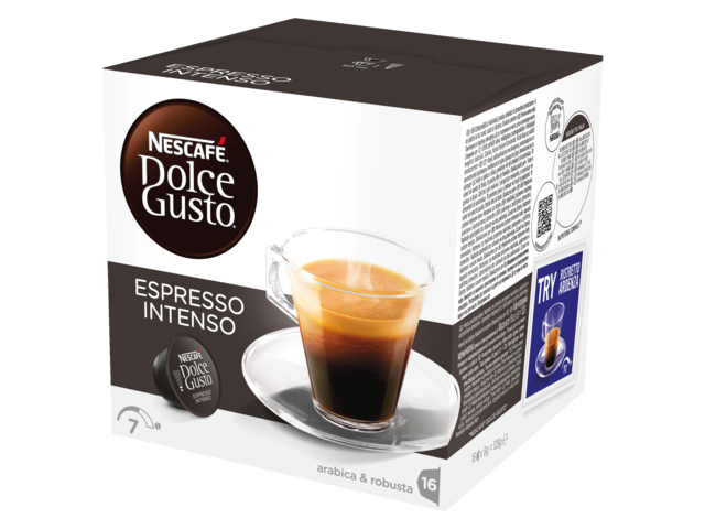 Photo: DOLCE GUSTO ESPRESSO INTENSO 16 CUPS