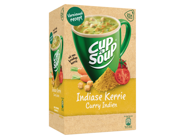 Photo: CUP A SOUP INDIASE CURRY