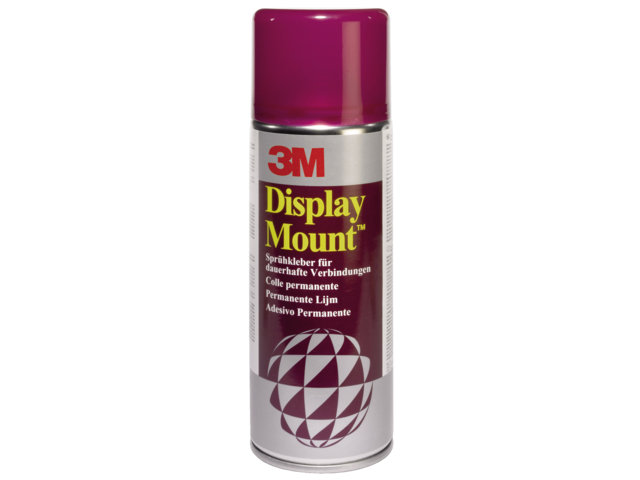 Photo: LIJM 3M DISPLAYMOUNT SPRAY 400ML