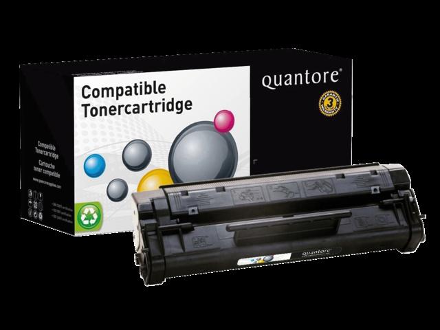 Photo: TONERCARTRIDGE QUANTORE HP C4092A 2.5K ZWART
