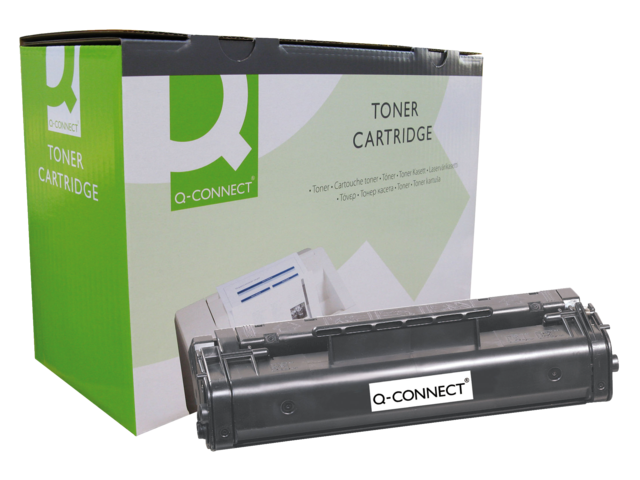 Photo: TONERCARTRIDGE Q-CONNECT HP C4092A 2.5K ZWART