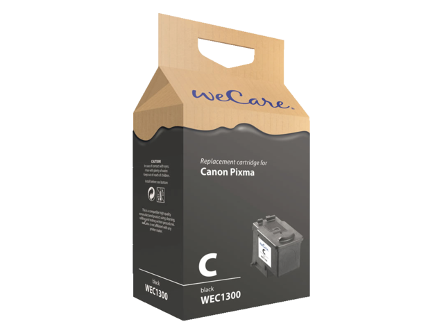 Photo: INKCARTRIDGE WECARE CAN PG-510 ZWART