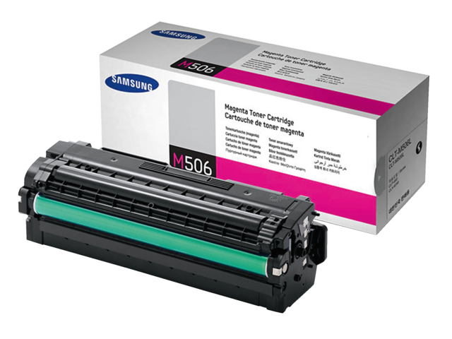 Photo: TONERCARTRIDGE SAMSUNG CLT-M506L 3.5K HC ROOD
