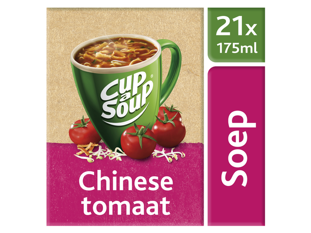 Photo: CUP A SOUP CHINESE TOMAAT